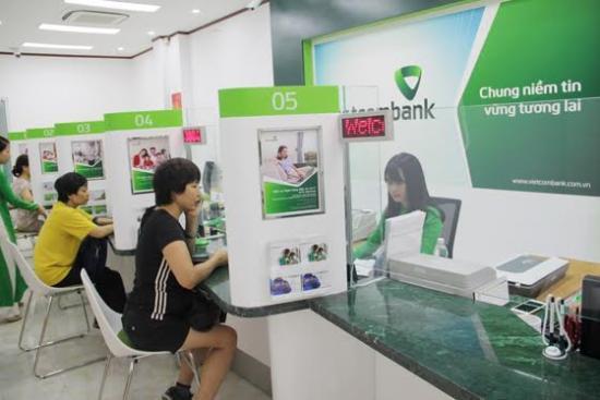 Vay 200 triệu trong 5 năm Vietcombank không thế chấp
