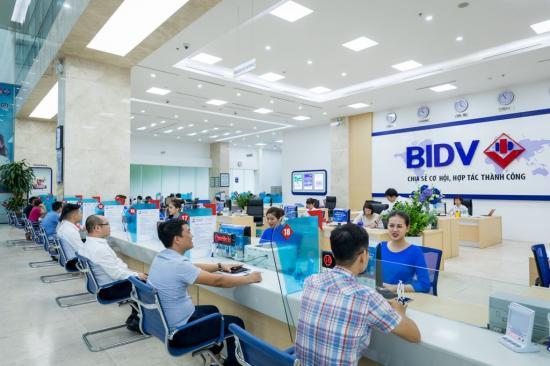 Vay ngân hàng không cần thế chấp BIDV