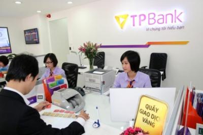 TPBank cho vay ưu đãi từ 7,8%/năm