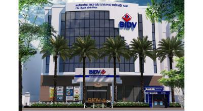 BIDV cho vay mua ô tô lãi suất vay chỉ từ 7,8%/năm