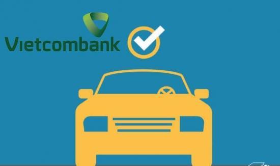 Vay mua ô tô Vietcombank 2019