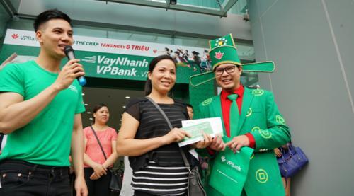 Vay Nhanh VPBank Cho vay tín chấp cá nhân theo lương