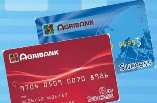 Vay tiền qua thẻ Agribank