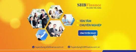 vay tại công ty tài chính shb
