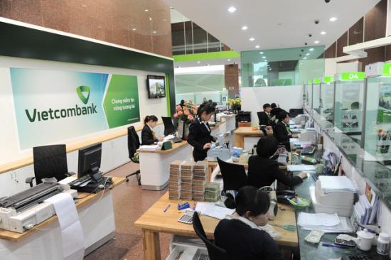 Vay thấu chi tín chấp Vietcombank