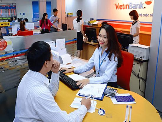 Thủ tục vay thấu chi Vietinbank