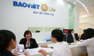 Vay theo hợp đồng bảo hiểm nhân thọ Bảo Việt