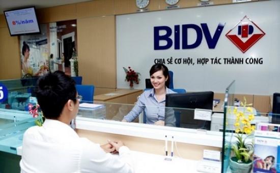 Vay theo lương BIDV