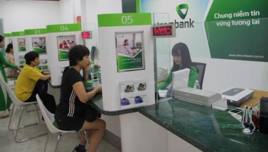 Vay theo sao kê ngân hàng Vietcombank
