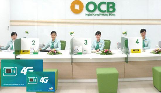 Vay theo sim viettel OCB 2020