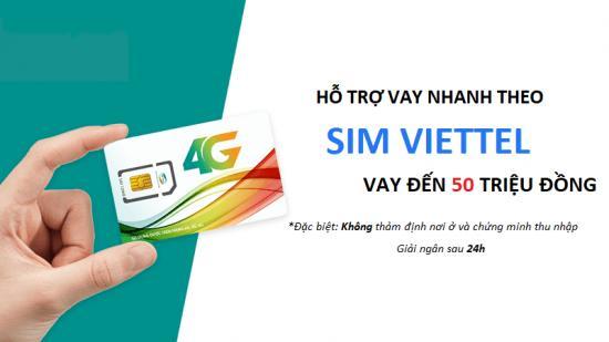 Vay tiền Đà Nẵng theo sim điện thoại