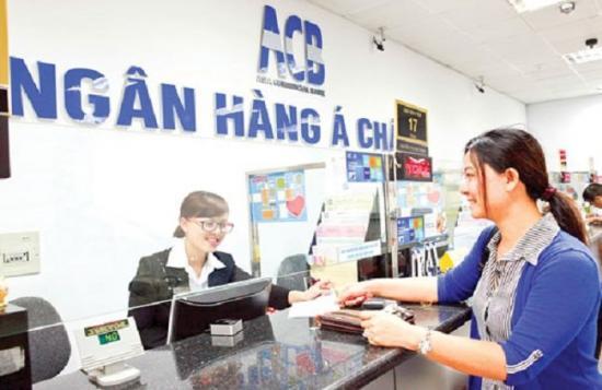 Vay tiền ngân hàng ACB