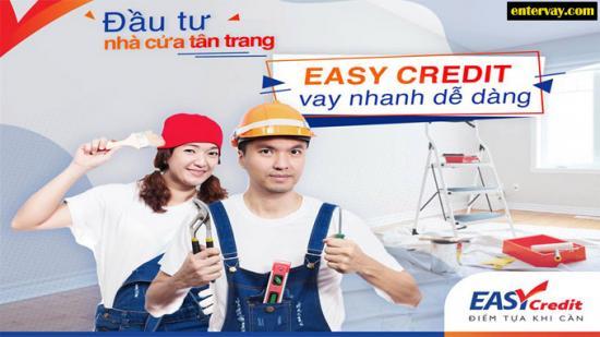 Vay Easy credit có dễ không?