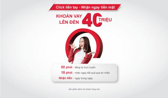 Vay tiền home credit online