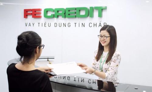 Vay Tiền Trả Góp Không Cần Chứng Minh Thu Nhập FE Credit