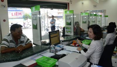 Vay tiền không cần thế chấp ngân hàng Vietcombank