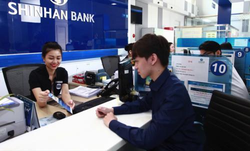 Vay tiền không cần thế chấp ngân hàng Shinhan Bank cần những giấy tờ gì?