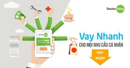 Hướng dẫn vay tiền mặt Online tại Doctor Đồng
