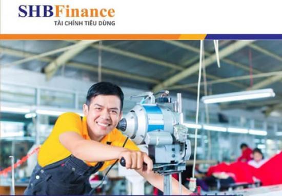 Vay tiền mặt SHB Finance
