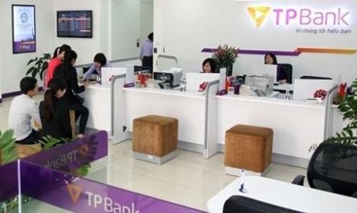 Vay tiền mặt TPBank theo lương thủ tục đơn giản
