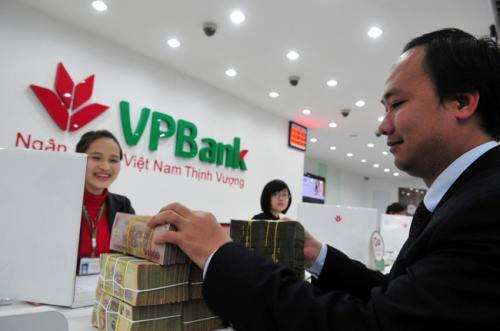 Vay tiền mặt Ngân Hàng VPBank không cần thế chấp