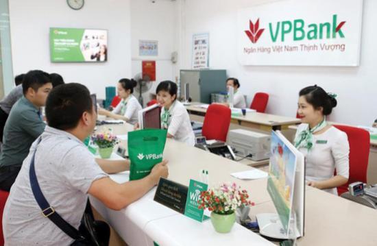 Vay tiền ngân hàng VPbank 2019