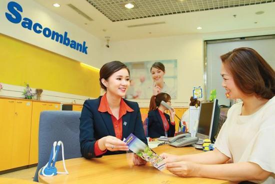 Vay tiền ngân hàng Sacombank không thế chấp 2019