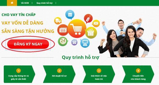 Vay tiền nhanh online Bình Dương