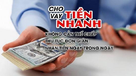 Vay tiền nhanh TPHCM 2020