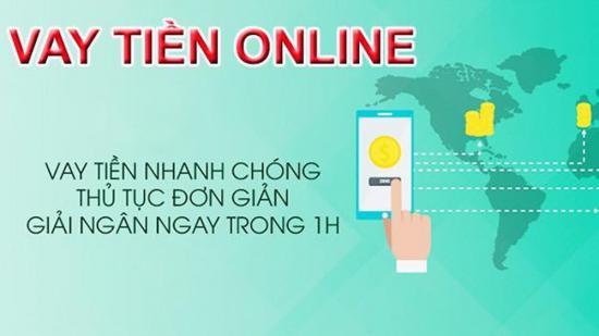 Vay tiền online chuyển khoản 2020