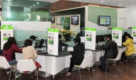 Vay tiền trả góp Vietcombank, vay tiền ngân hàng vietcombank không cần thế chấp