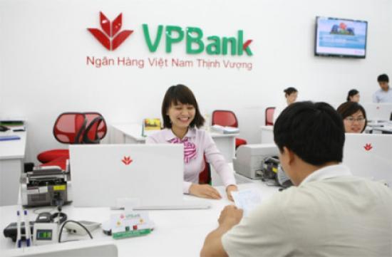 Vay tiền ngân hàng VPBank, vay tiền VPBank không cần thế chấp tài sản