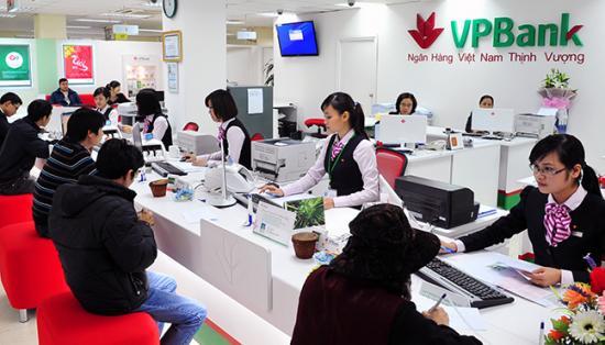 Vay tiêu dùng cá nhân ngân hàng VPBank năm 2018
