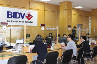 Vay tiêu dùng cá nhân bảo đảm bằng bất động sản Ngân hàng BIDV