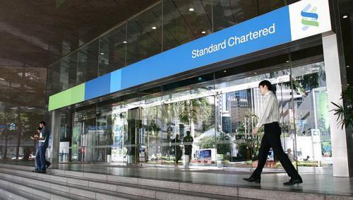 Vay tiêu dùng Standard Chartered bank không cần thế chấp tài sản