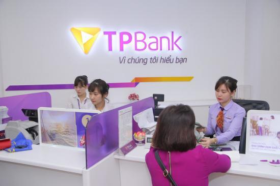 Vay tiêu dùng trả góp tín chấp TPBank