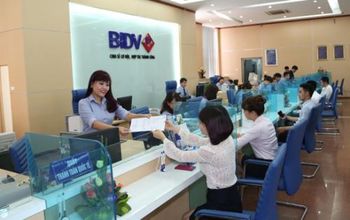 Điêu kiện vay tiêu dùng tín chấp Ngân hàng BIDV