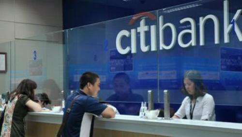 Vay tín chấp Citibank