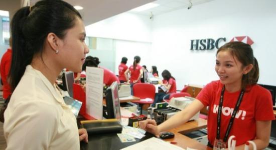 Có nên vay tín chấp HSBC