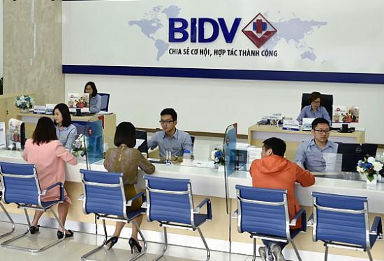Vay tín chấp ngân hàng BIDV năm 2018