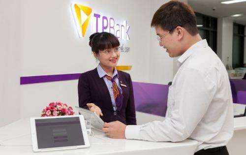 Vay tiêu dùng trả góp tín chấp Ngân hàng TPbank
