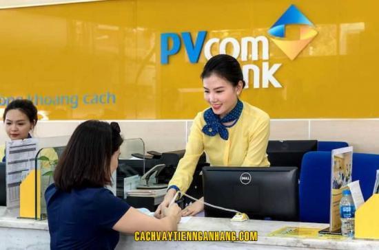 Ngân hàng PVcomBank vay tín chấp
