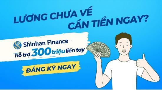 Quy trình thẩm đinh shinhan  finance
