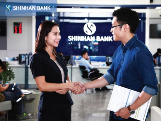 vay tín chấp tại ngân hàng shinbank