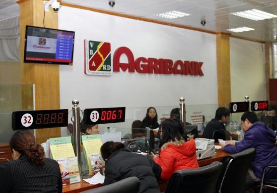 Vay tín chấp theo lương tiền mặt Agribank 2019