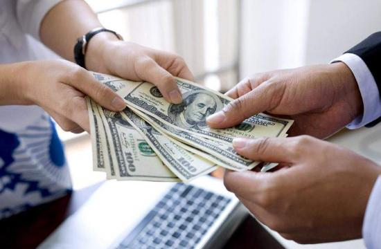 Vay tín chấp theo lương chuyển khoản 2020