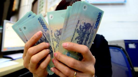 Vay tín chấp theo lương chuyển khoản vietcombank