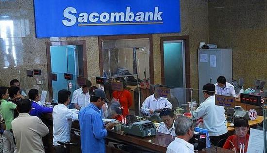 Vay tín chấp theo lương ngân hàng Sacombank