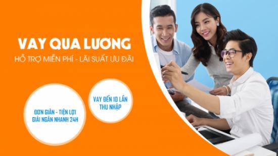 SHB Finance cho vay tín chấp Vay Theo Lương