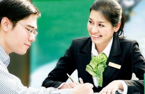 Vay tín chấp Vietcombank mới nhất